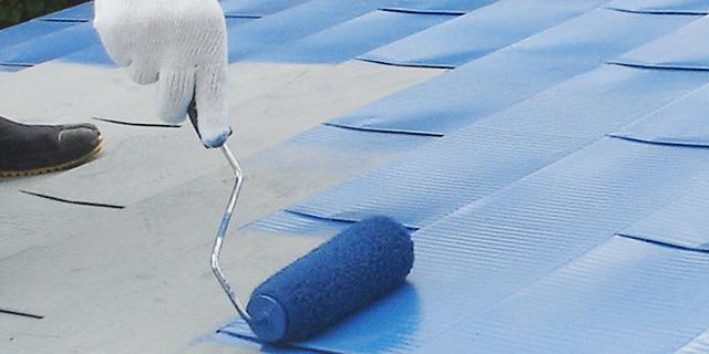 塗装工事は危険な作業